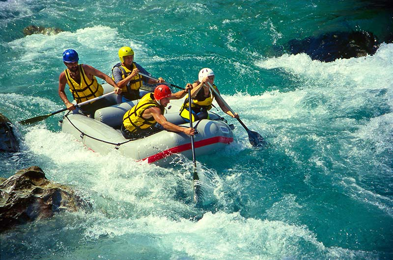 Rafting nel Colorado d'Europa Sport in Valle d'Aosta